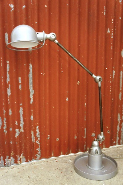 Jielde Industrial Two Arm Lamp