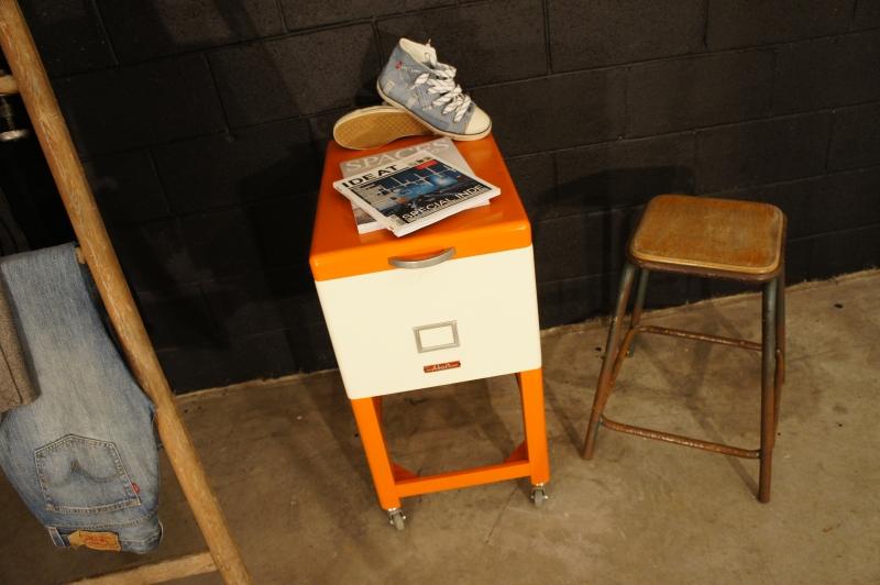 Abair Retro Filing Cabinet