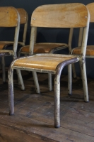 france-school-chair-kids-1960-s-stackable-metal-frame-wood-industrial-vintage-1-copy8