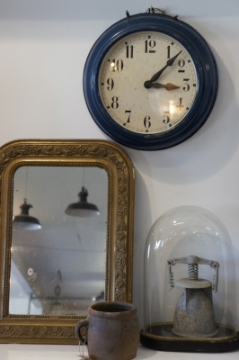 french-metal-case-factory-clock-vintage-antique-nz-4