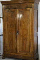 old-wardrobe-french-armoire-louis-philippe-linen-press-vitrine-french-country-antique-bookcase-so-vintage-4