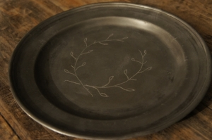 Antique English Pewter