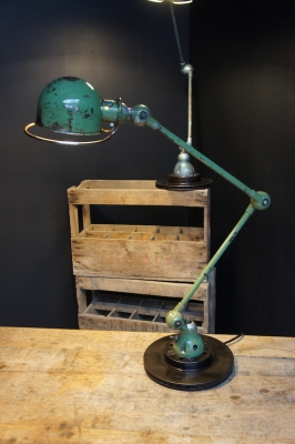 so-vintage-french-european-antiques-te-awanga-hastings-hawkes-bay-industrial-l'original-or-nothing-france-buy-online-1950's-genuine-jielde-lamp-iconic-design-articulated-light-jean-louis-domecq-green-bright-19