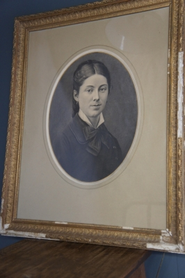 victorian-portrait-gilt-frame-antique-art-sketch-66