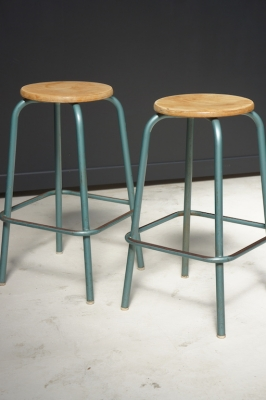 vintage-industrial-seating-metal-stool-nz-2