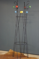 vintage-mid-century-coat-stand-coloured-balls-roger-feraud-clef-de-sol-atomic-retro-bright-